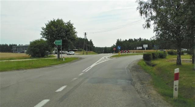 Dodatkowe fundusze na przebudowę drogi z Kornego do Kościerzyny