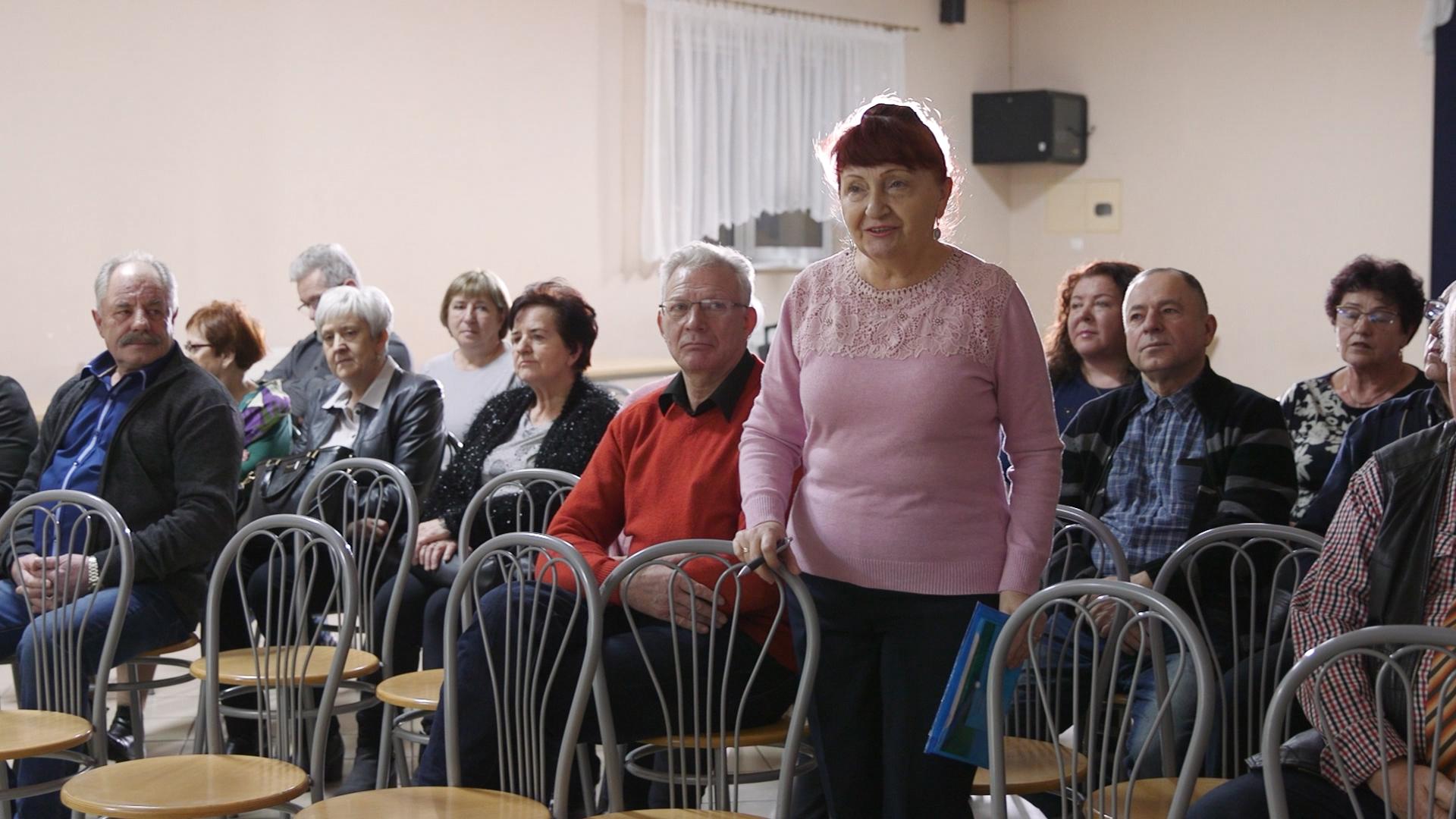 Bezpieczne finanse seniorów – spotkanie w Skorzewie