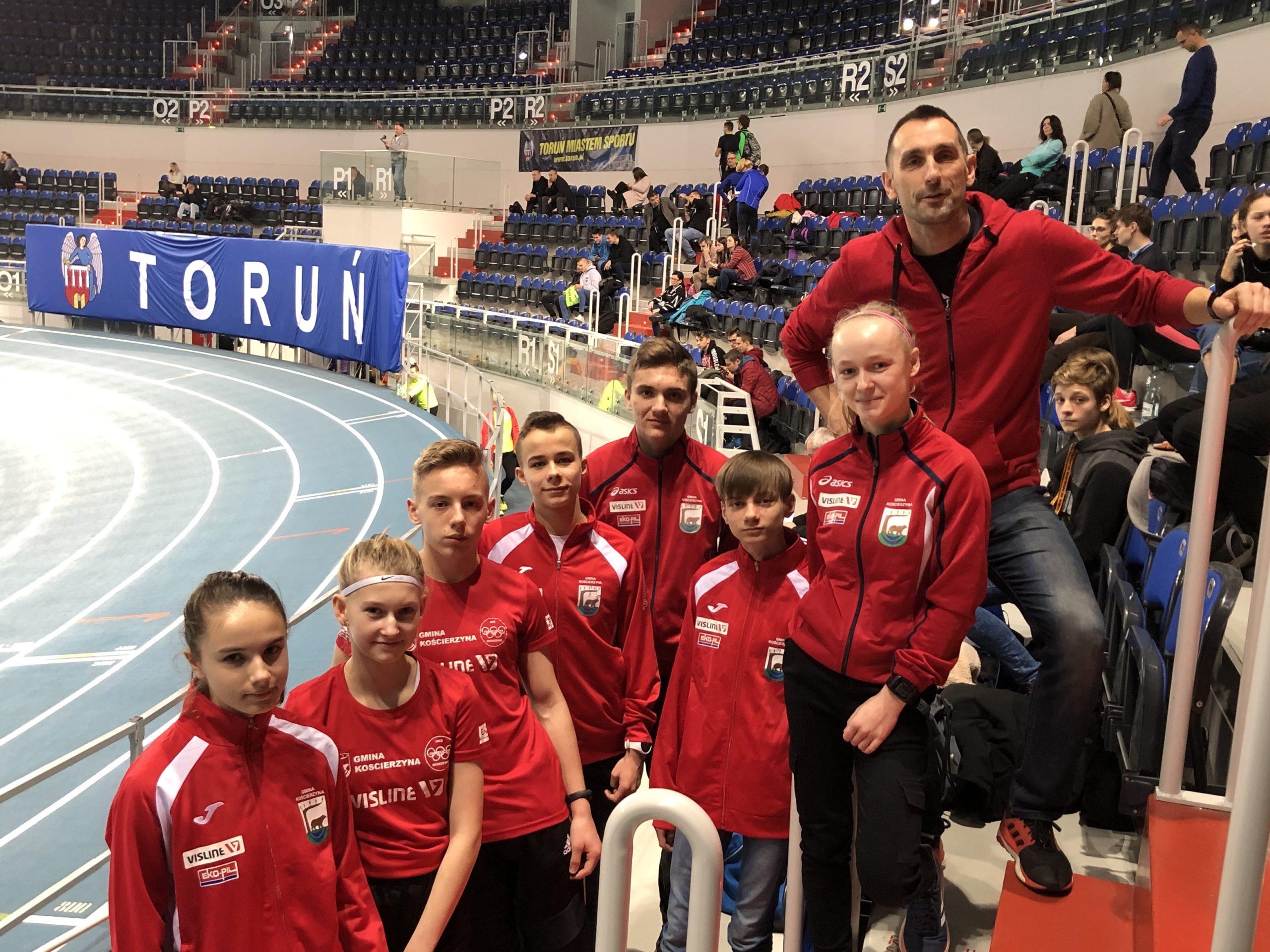 Sukcesy zawodników UKS Olimpijczyk Skorzewo