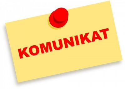 Komunikat o działalności punktów nieodpłatnej pomocy prawnej i nieodpłatnego poradnictwa obywatelskiego