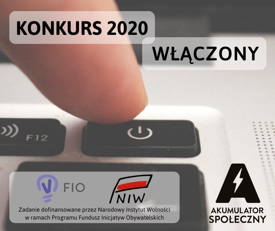 Akumulator Społeczny – zachęcamy do udziału w konkursie