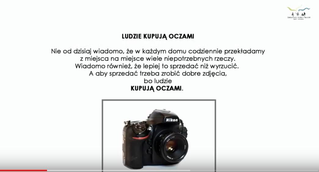 Warsztaty fotograficzne online