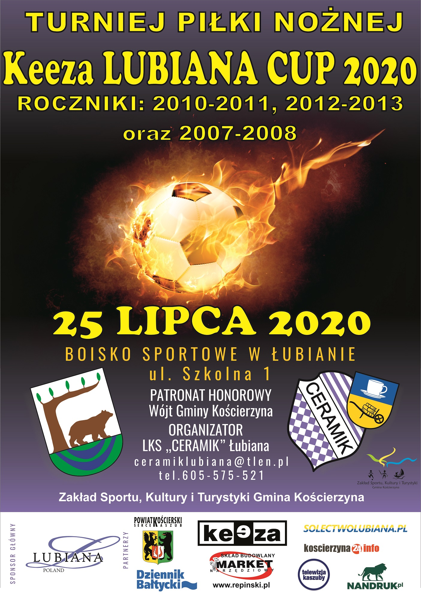 LUBIANA CUP