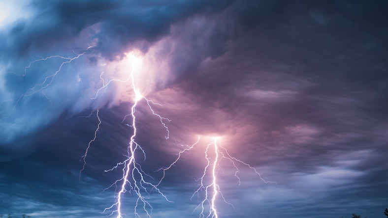 Kolejne ostrzeżenie meteorologiczne IMGW. Tym razem burze z gradem