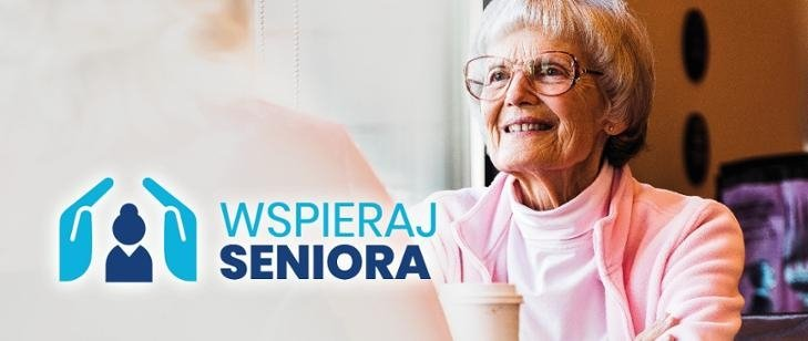 Wspieraj seniora!
