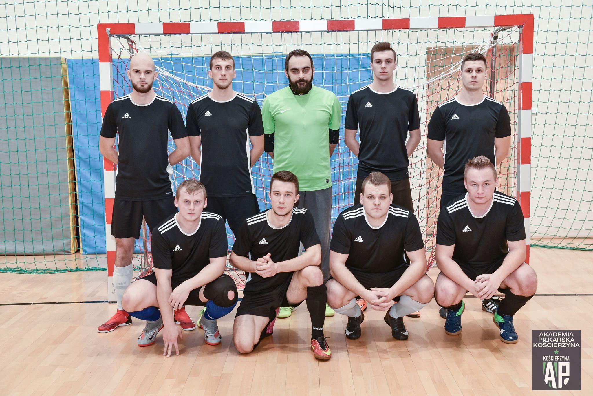 Kościerska Halowa Liga Piłki Nożnej ZBUDOWANI z Repiński.pl rozpoczęła rozgrywki