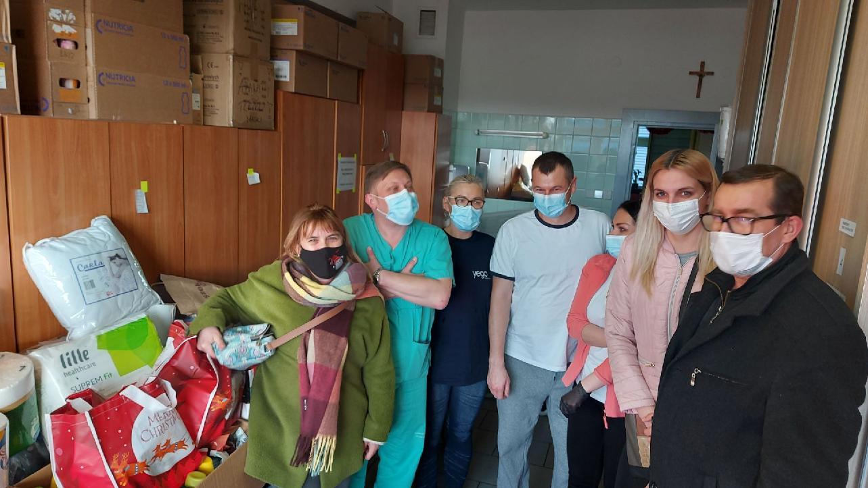 Szkoła w Kaliskach Kościerskich pomaga hospicjum