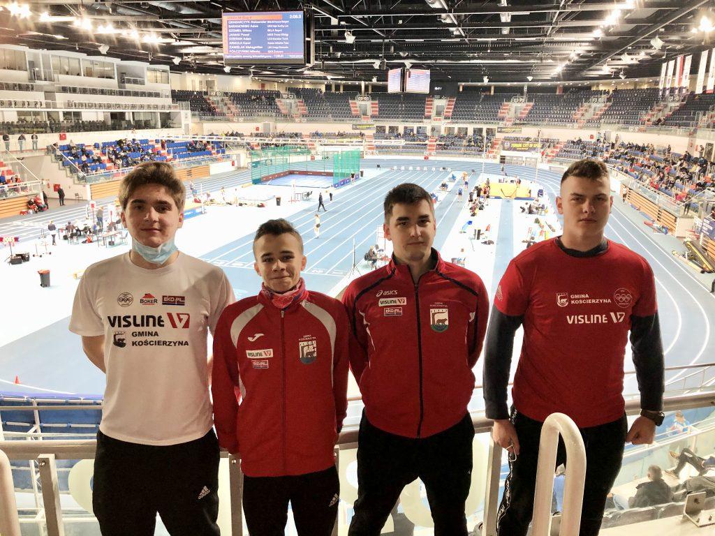 3 medale Mistrzostw Pomorza zawodników UKS Olimpijczyk