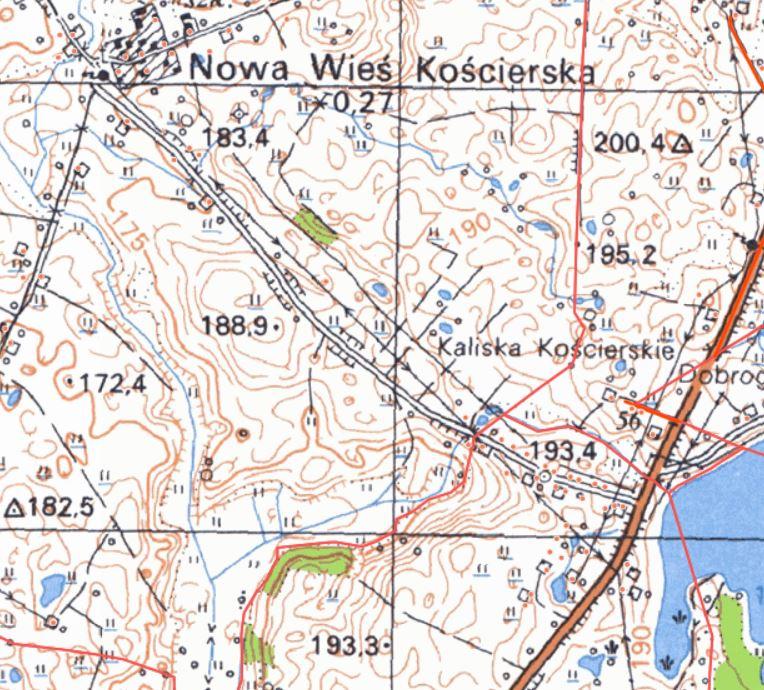 Dotacja na budowę drogi Kościerska Huta-Nowa Wieś