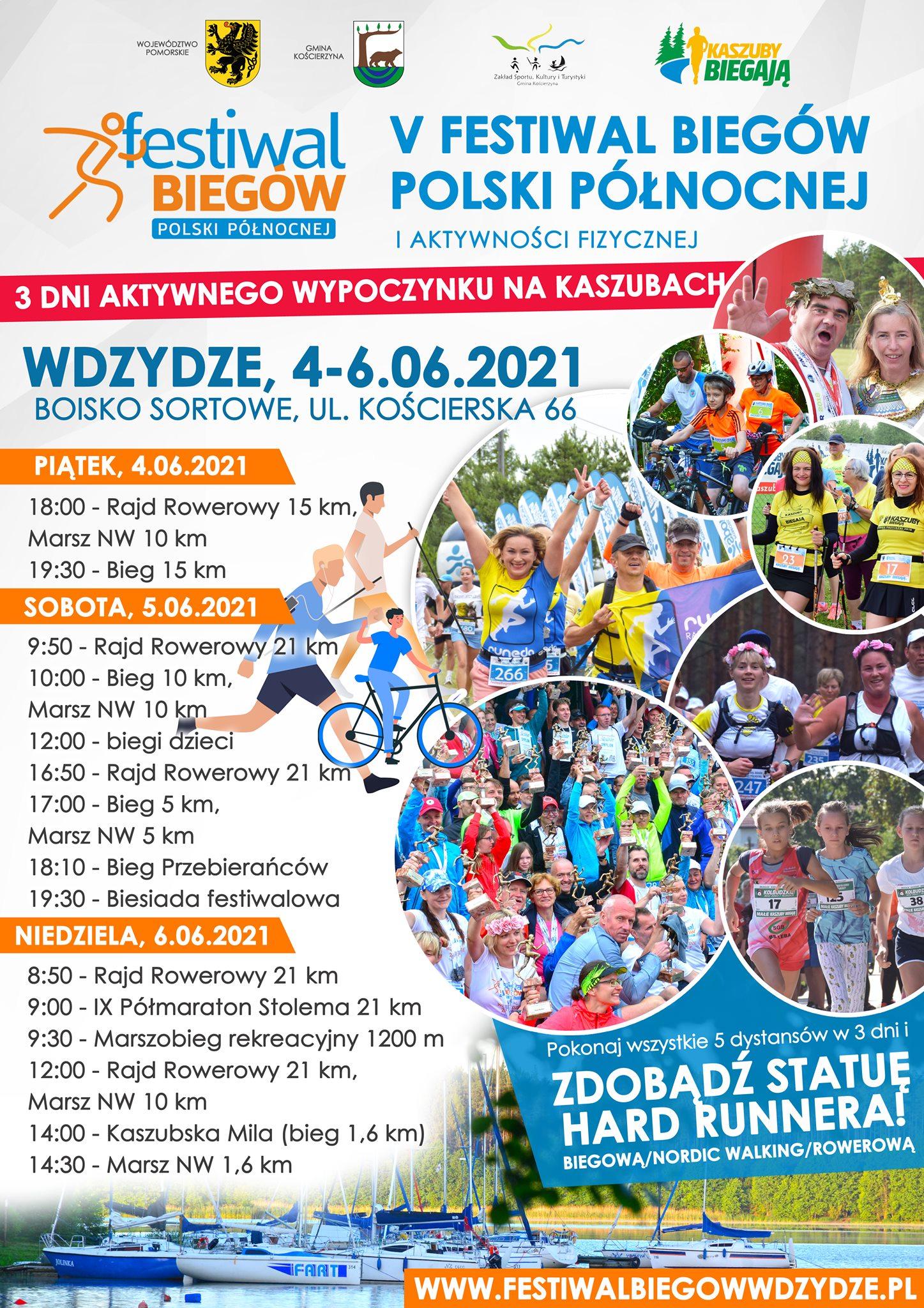 Festiwal Biegów Polski Północnej