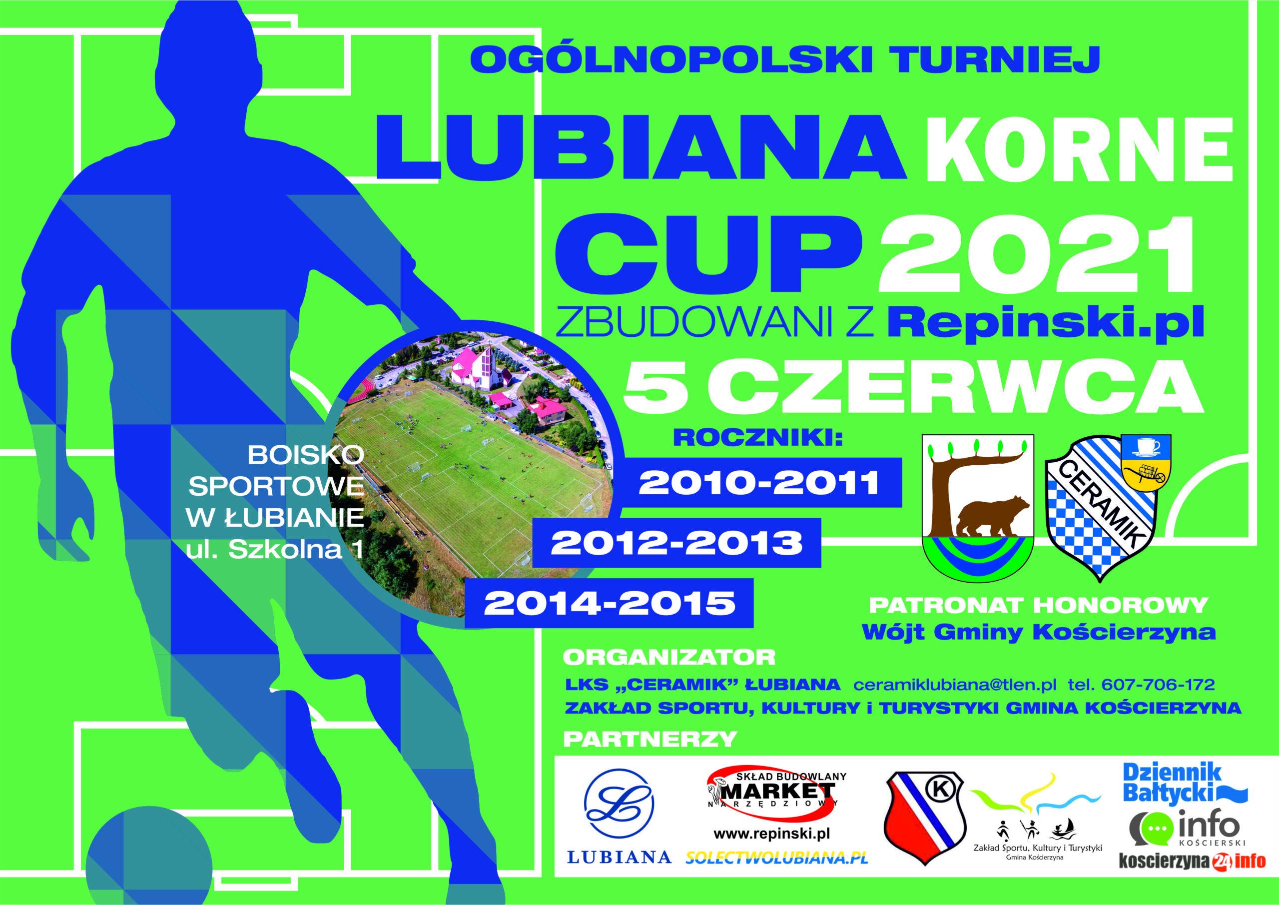 Lubiana Korne Cup 2021 ZBUDOWANI z Repiński.pl