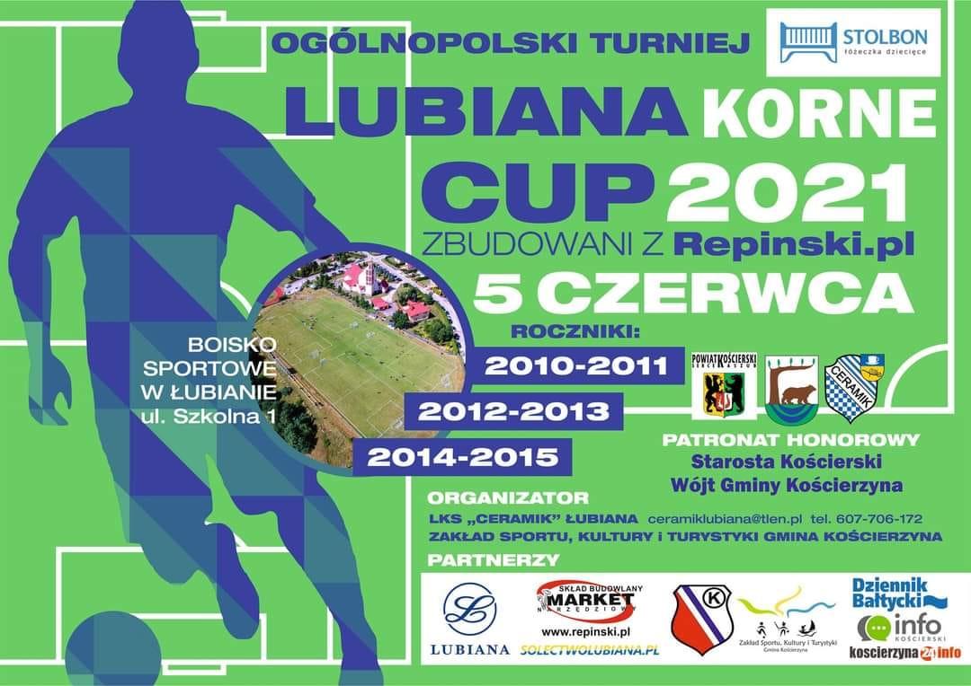 LUBIANA KORNE CUP 2021 ZBUDOWANI Z Repiński.pl – nasz lokalny mundial