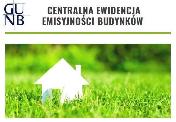 Centralna Ewidencja Emisyjności Budynków (CEEB)