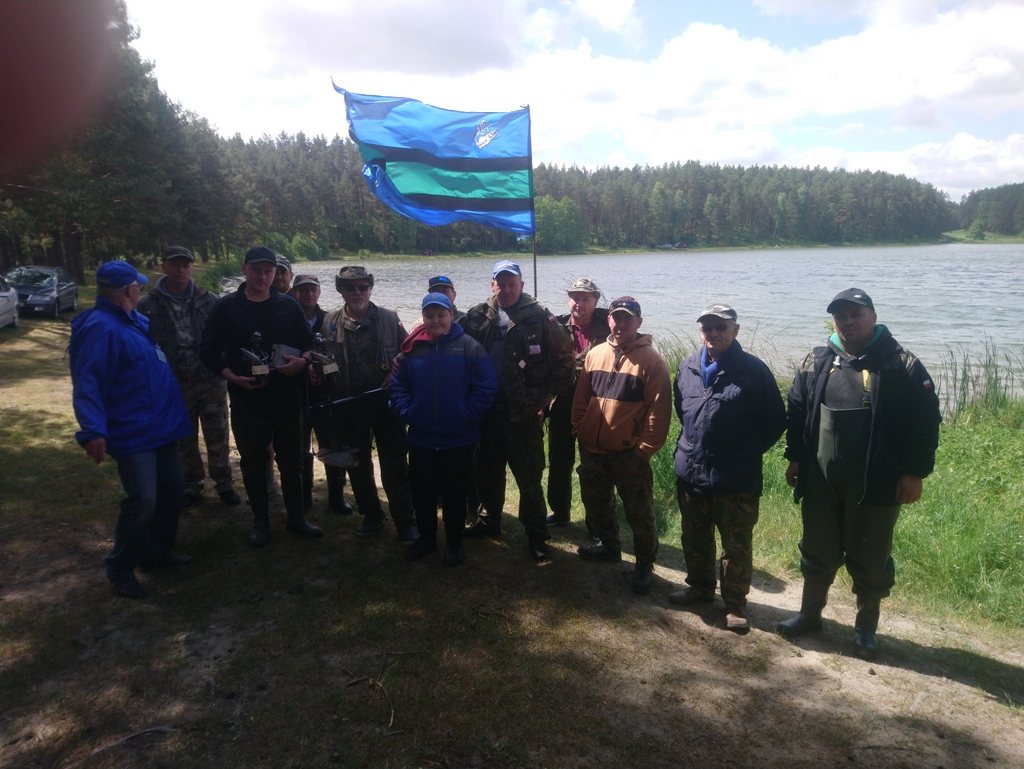 Zawody wędkarskie o Puchar Wójta Gminy Kościerzyna