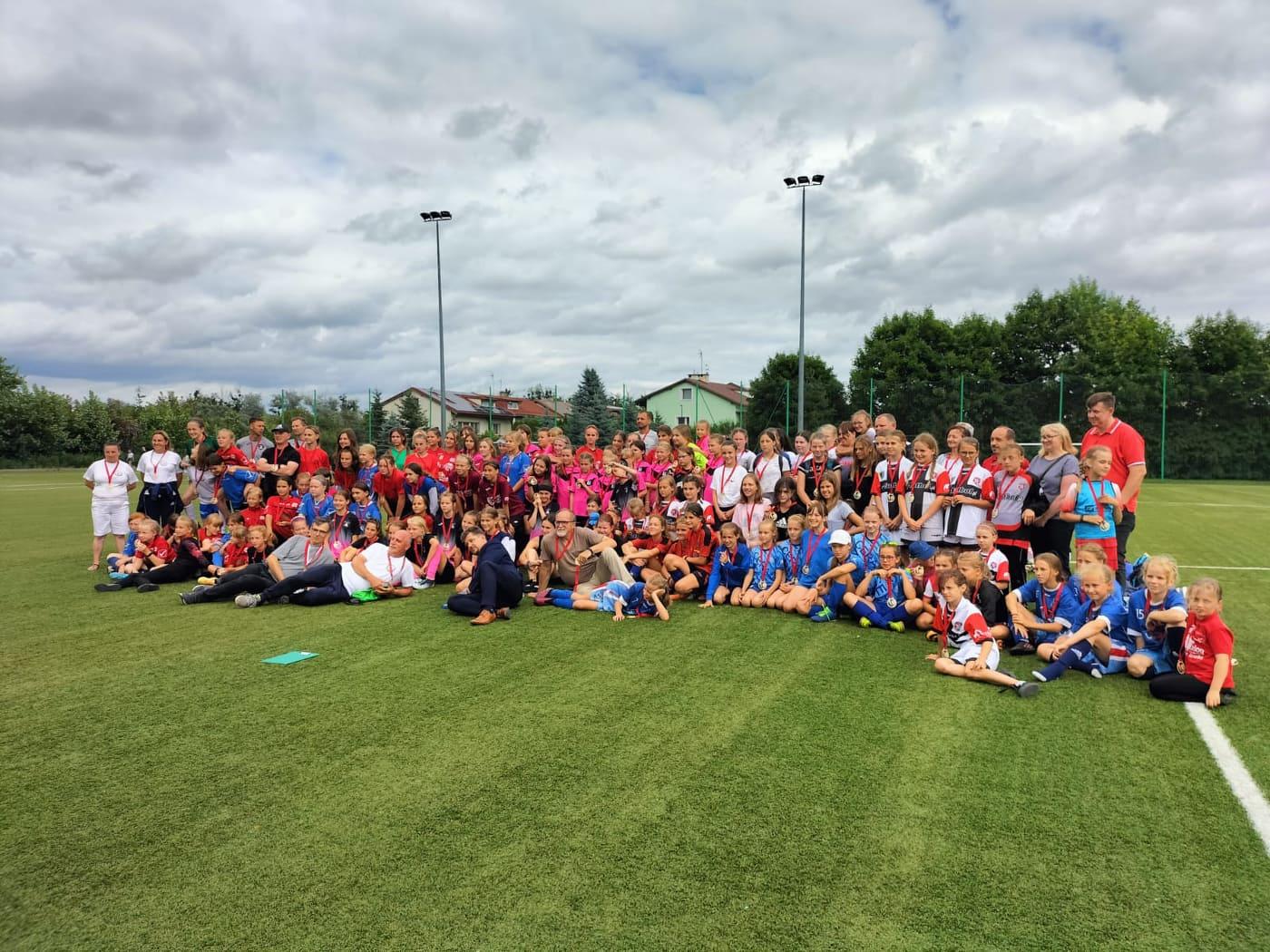 Sukces żeńskich drużyn Ceramika Łubiana