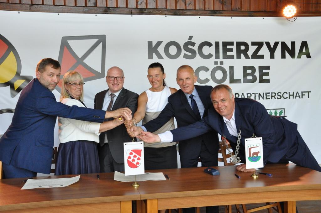 30 lat współpracy z Cölbe